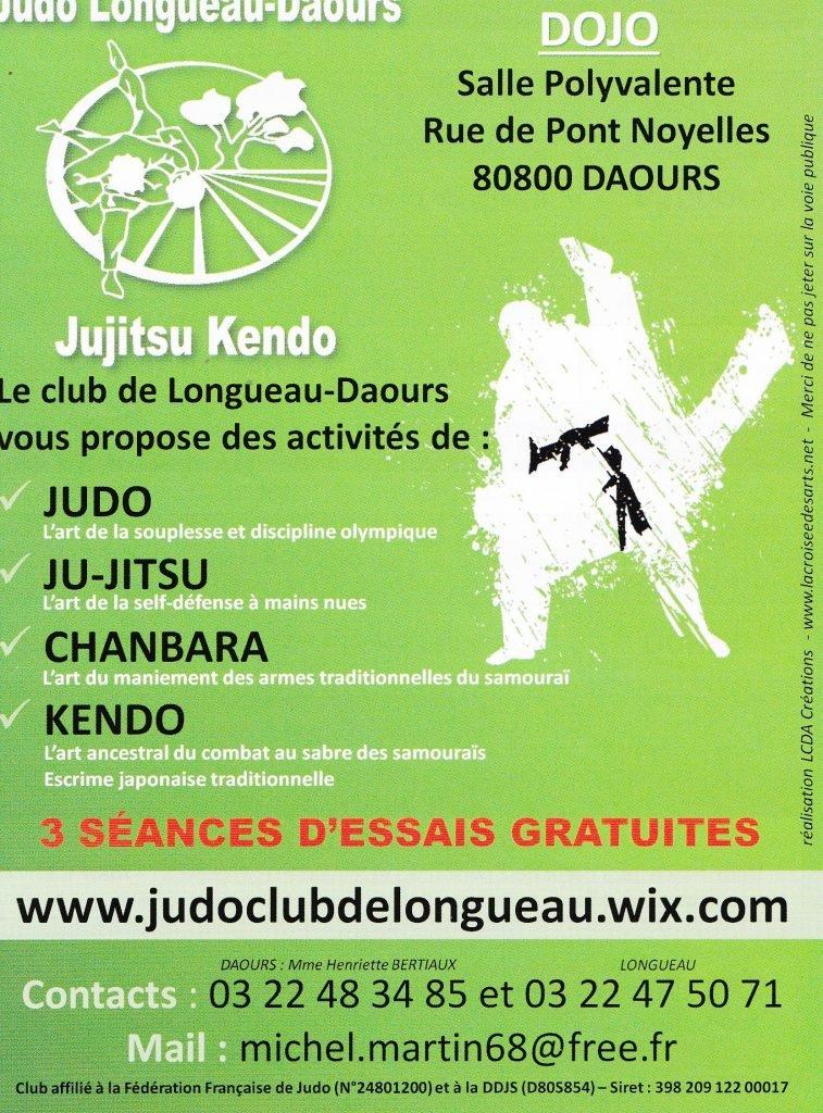 judo daours